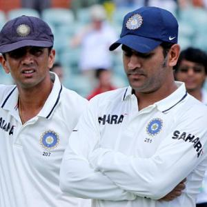 Dhoni should give up India T20 and CSK captaincy: Dravid