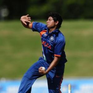 In-form India U-19 side beat New Zealand for fourth win