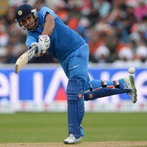 My best phase in international cricket, says Rohit Sharma