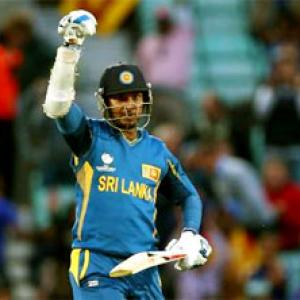 Sangakarra century leads Sri Lanka to big win over SA