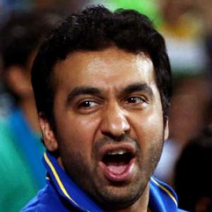 Kundra questioned for several hours by Delhi Police