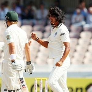 Ishant fined for breaching ICC Code of Conduct