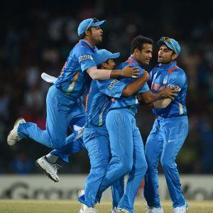 India to play two practice games before Champions Trophy