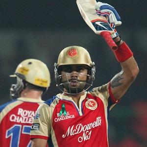 Stats: Kohli records his highest score in IPL