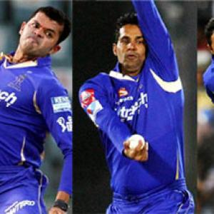 Timeline: IPL spot-fixing scandal