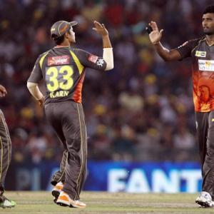 Sunrisers looking to finish with flourish and make play-offs