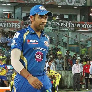 It's good to see a big smile on Sachin's face: Rohit