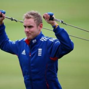Broad, Finn ruled out of first two ODIs