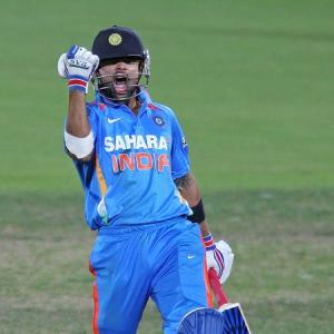 Can 'Prince' Virat Kohli fill in Tendulkar's shoes?