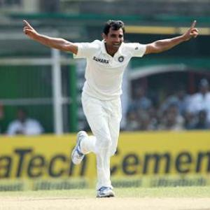 Shami, Pragyan Ojha among 30 probables for South Africa series