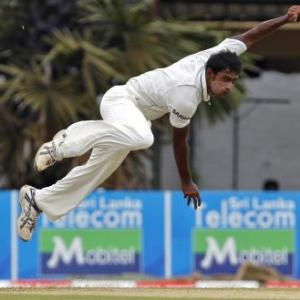 Duleep Trophy: Mithun fiery spell puts South in command