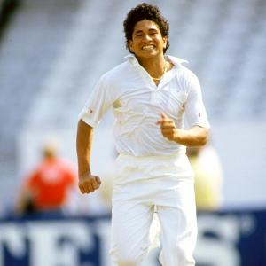 Figure out Sachin Tendulkar's glorious career