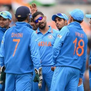 Cuttack wash-out helps India keep No 1 ODI ranking