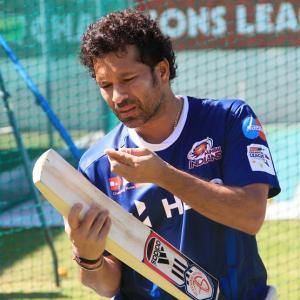 Sachin will have to earn every run, says Richardson