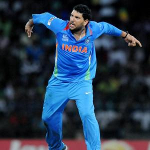 I realised if I have to play for India again I have to be fit: Yuvraj