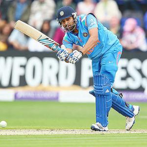 Injured Rohit Sharma ruled out from remainder of England tour