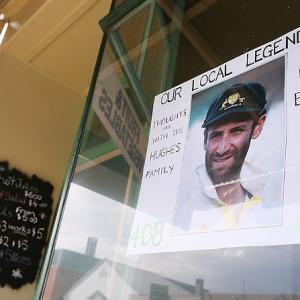 Clarke, Finch to be pall-bearers at Hughes's funeral
