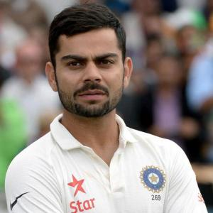 Kohli to lead India in Adelaide Test
