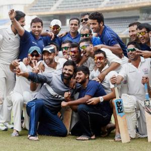 Ranji Trophy: Jammu & Kashmir upset Mumbai for historic win