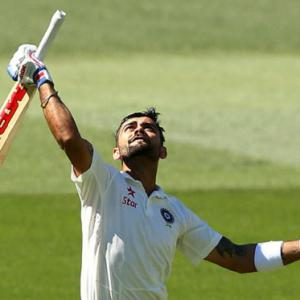 In the Adelaide defeat, there's an Indian victory!