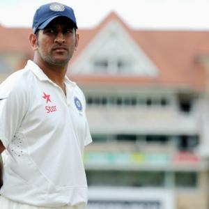 Revealed! Why Dhoni has failed the Test