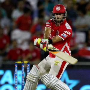 IPL PHOTOS: Maxwell's 38-ball 90 fires Kings past Super Kings
