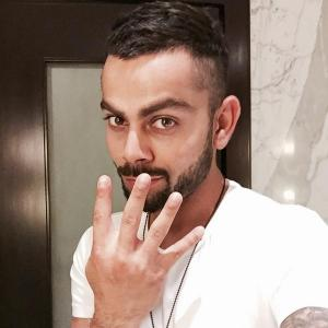 Dashing Virat Kohli turns 26!