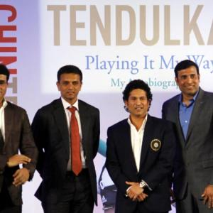 Tendulkar, Ganguly, Laxman inducted in BCCI's advisory panel
