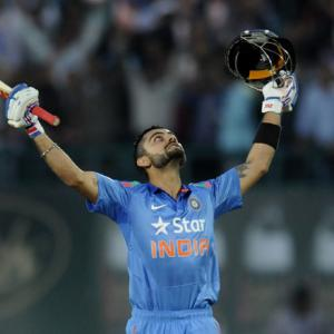 Virat is going to be one of best skippers: Srikkanth
