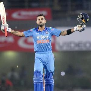 Stats: Captain Kohli, Rayudu sizzle in run chase