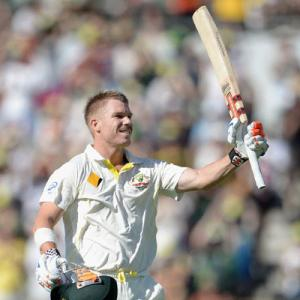 Warner hopeful for Pakistan Test, Clarke returns