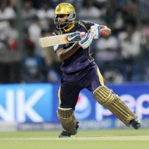 I like playing my shots and will stick to that, says Manish Pandey