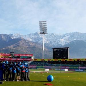 Pace test awaits India in Dharamsala; Ishant may get the nod