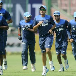 'In Dhoni's absence we have a very good chance to win in India'