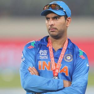 'There is a possibility that I may never play for India again'
