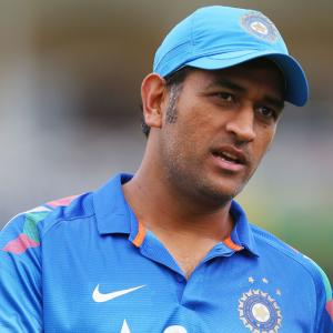 'Dhoni will do well to be ready for the defence of the World Cup'