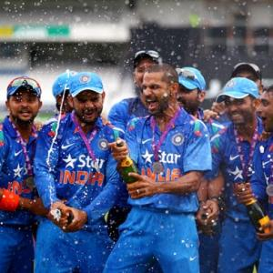 'India, Australia, South Africa favourites to win 2015 World Cup'