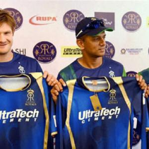 World champions Smith, Watson ready for Royals show in IPL 8