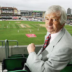 Memorable words of Benaud from behind the microphone
