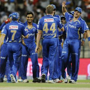 Rajasthan Royals player approached to fix IPL match?