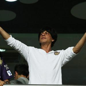 Shah Rukh thanks MCA for its 'graciousness'