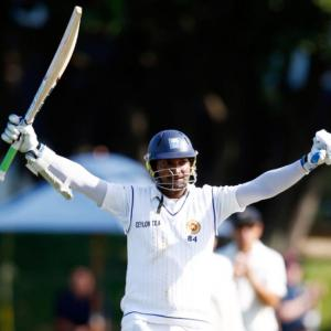 'Sangakkara will go down as one of cricket's greatest-ever players'
