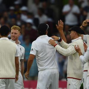 1st Test: Stokes seals tense England win over Bangladesh