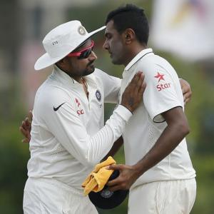 Ashwin not as attacking an off-spinner as Bhajji: Hayden