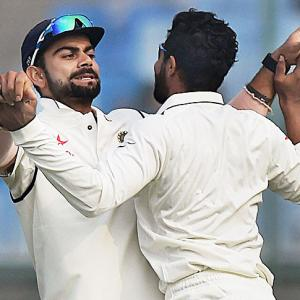 India No. 2 in Test rankings after 3-0 series rout over South Africa