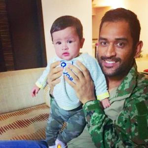 Dhoni, Beckham or Depp: Vote for the hottest dad