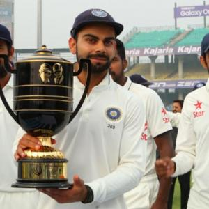 Kohli leads new dawn of Indian cricket