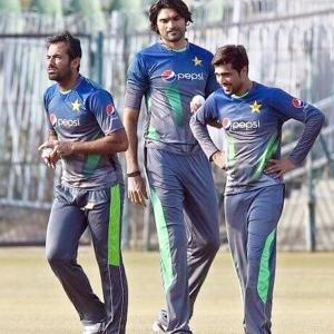 It's my pacers against Dhoni's batsmen: Afridi