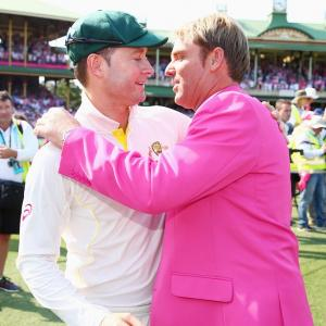 Australia will not win World Cup without Clarke, claims Warne