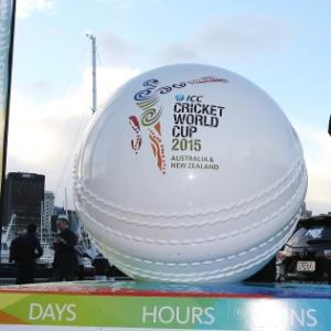 Schedule: ICC Cricket World Cup 2015